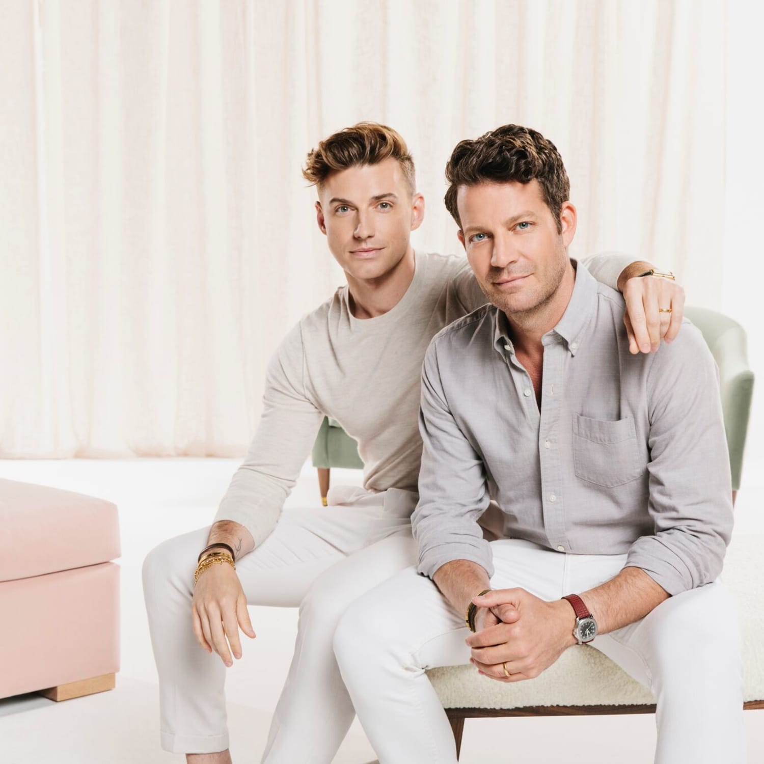 Swell Nate Berkus Jeremiah Brent Small Space Collection Lamtechconsult Wood Chair Design Ideas Lamtechconsultcom