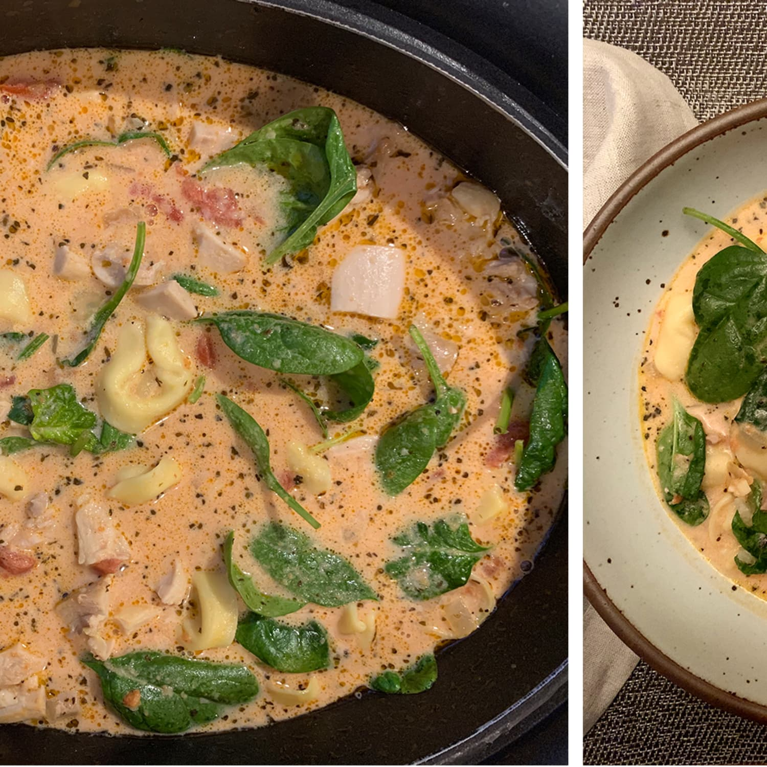 I Tried The Wildly Popular Upvote Soup Recipe From Reddit Kitchn