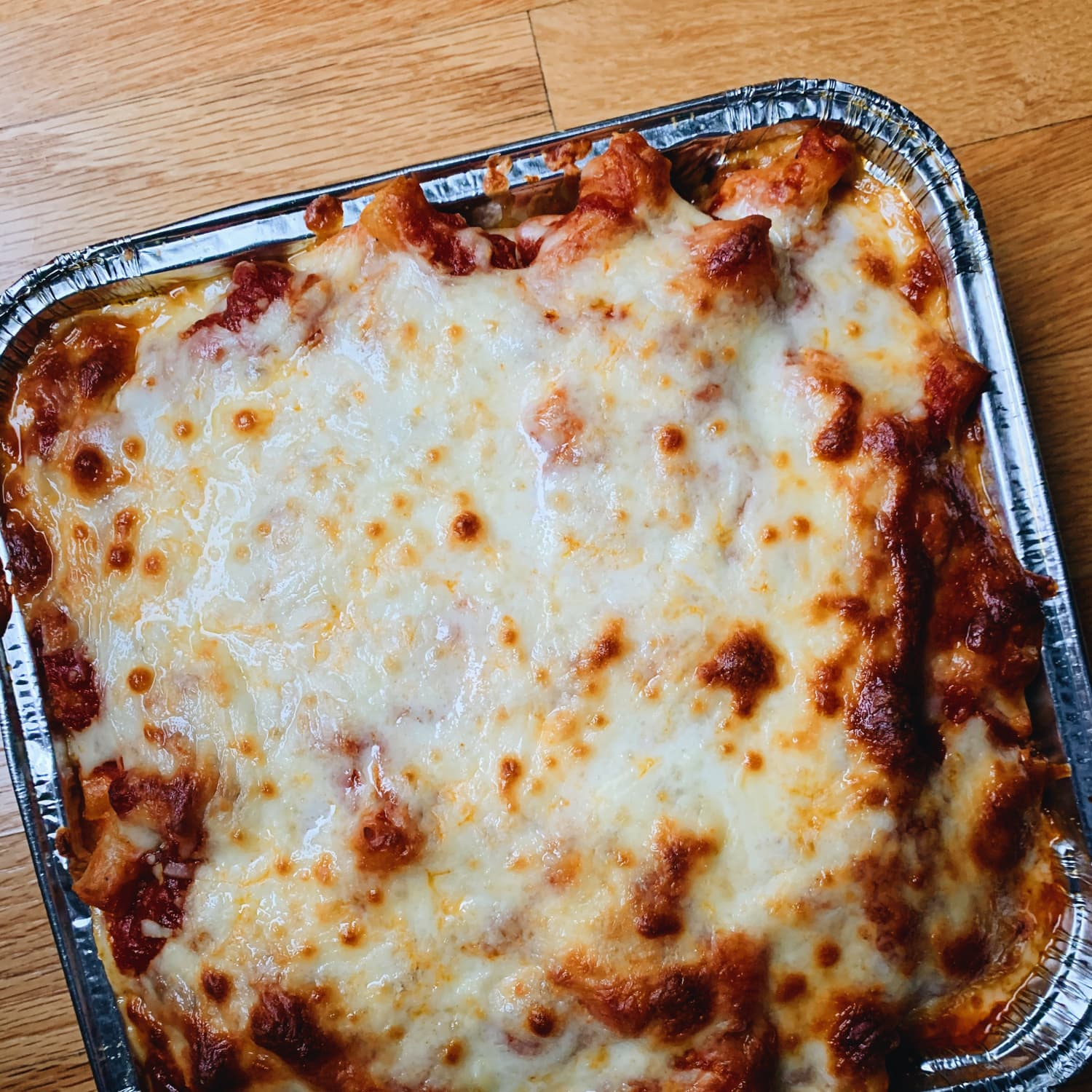 A Review Of Reddit S Great Grandma S Famous Baked Ziti Recipe Kitchn
