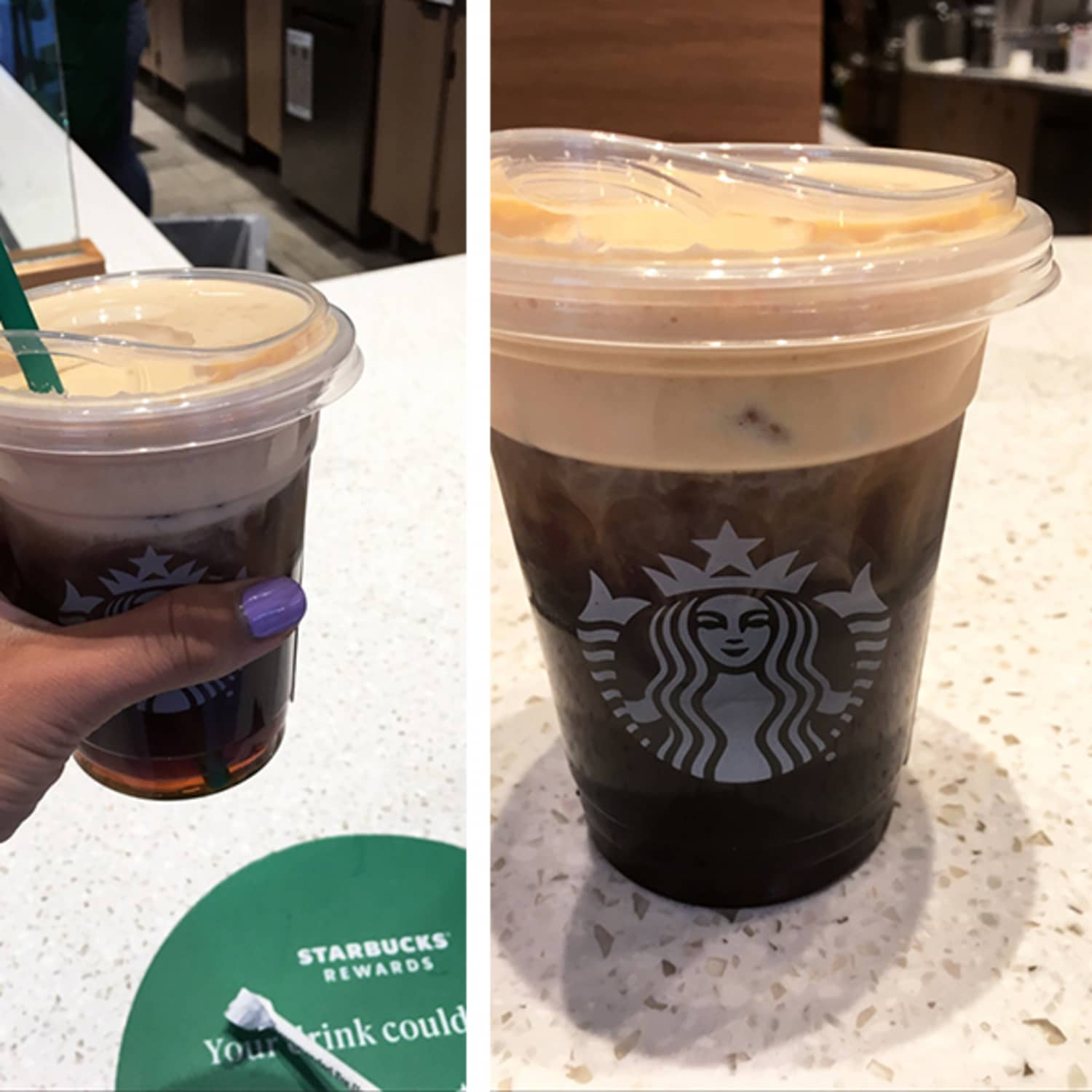 I Tried Starbucks New Pumpkin Cream Cold Brew Here Are My