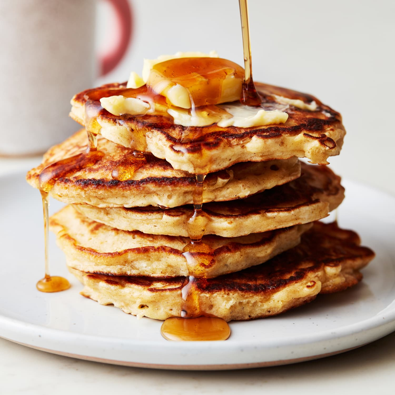 Oatmeal Pancakes Kitchn