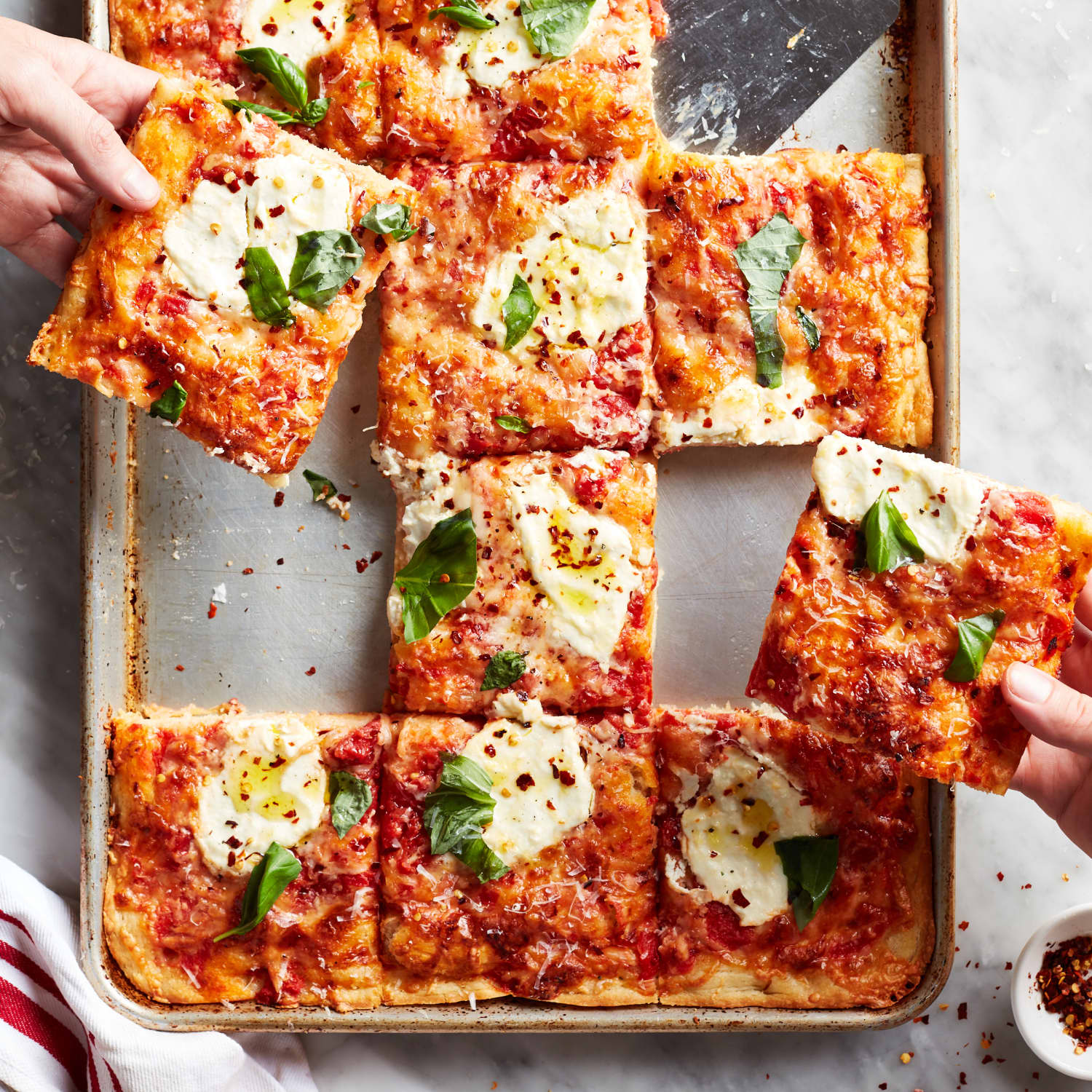 How To Make Focaccia Pizza Kitchn