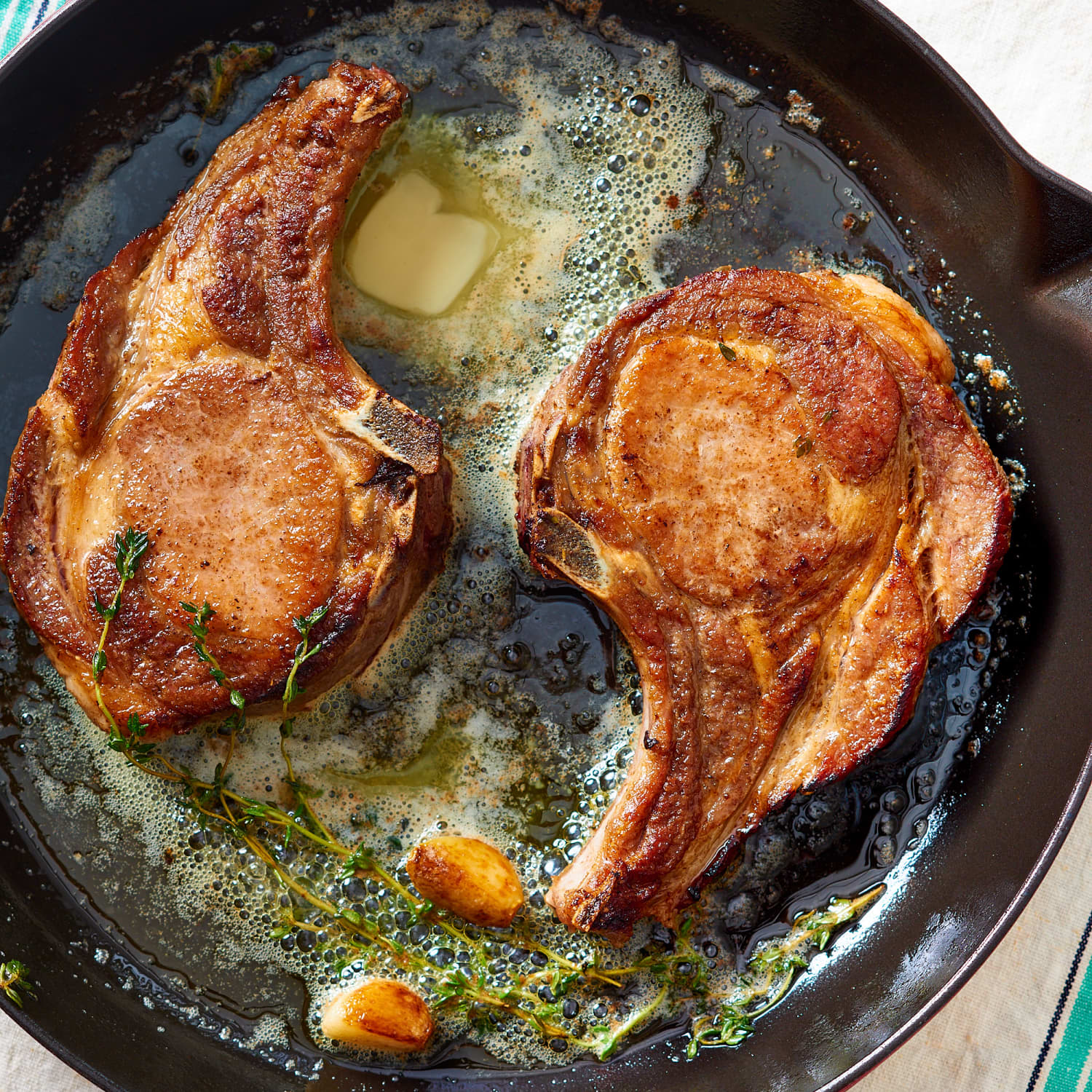 How To Make Easy Pan-Fried Pork Chops on the Stove | Kitchn