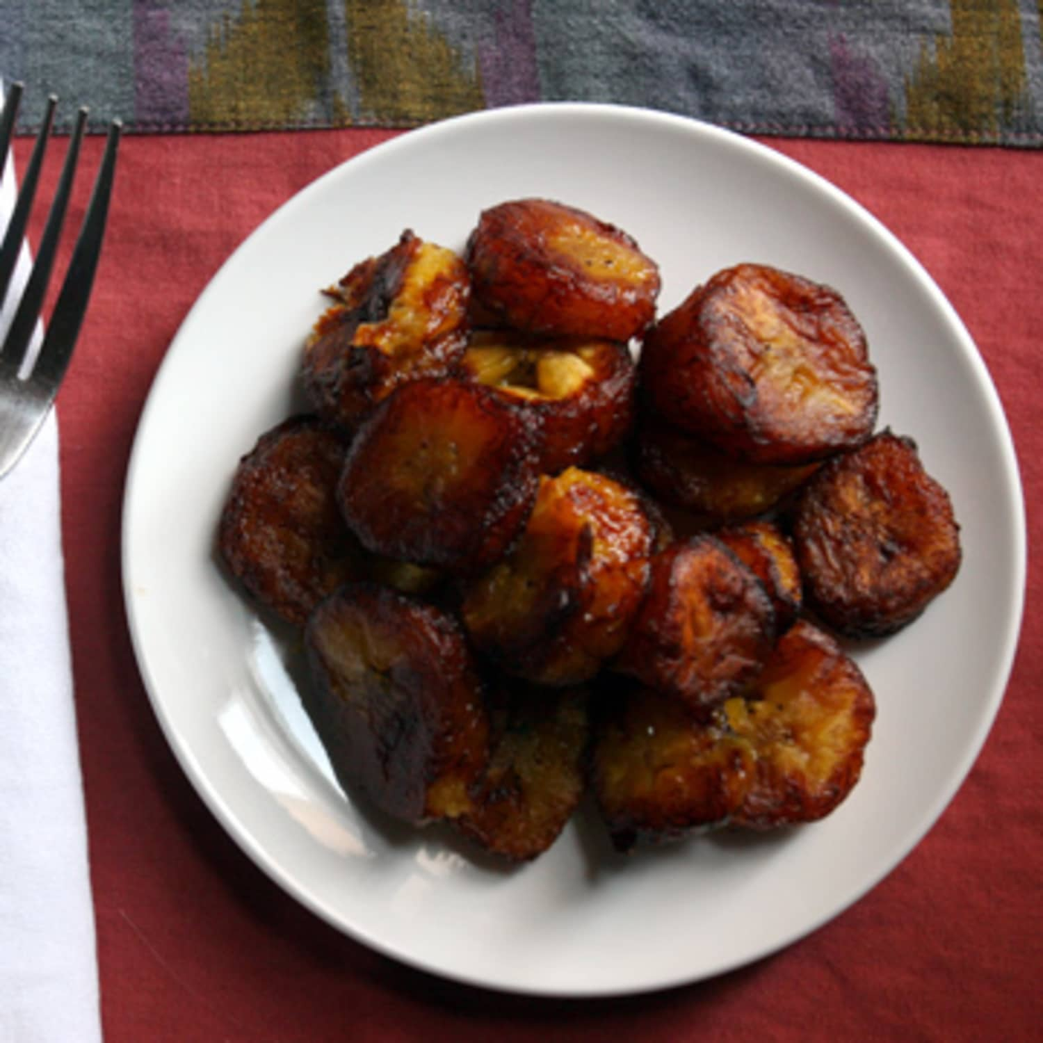 Recipe Sweet Fried Plantains Platanos Maduros Kitchn