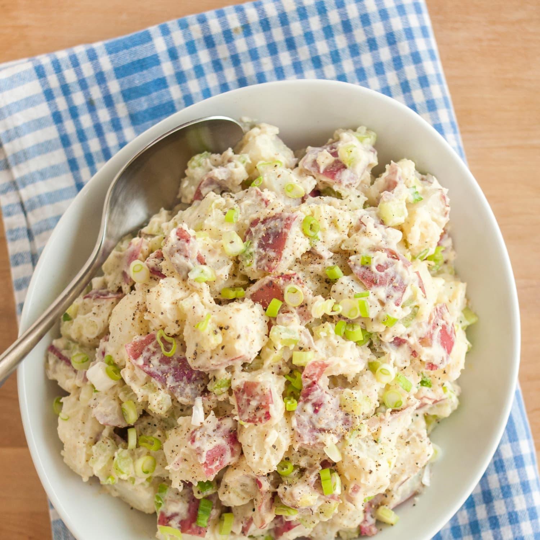 What Kind Of Potatoes Make Best Potato Salad