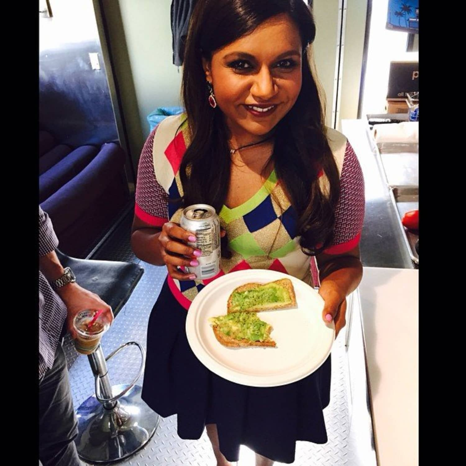21 Important Things We Ve Learned About Food From Mindy Kaling S Instagram Kitchn
