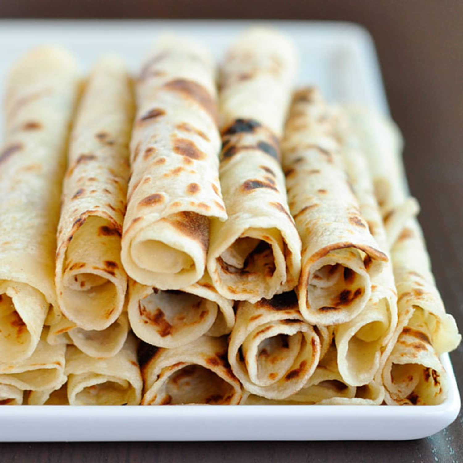 Flatbread Recipe Norwegian Potato Lefse Kitchn