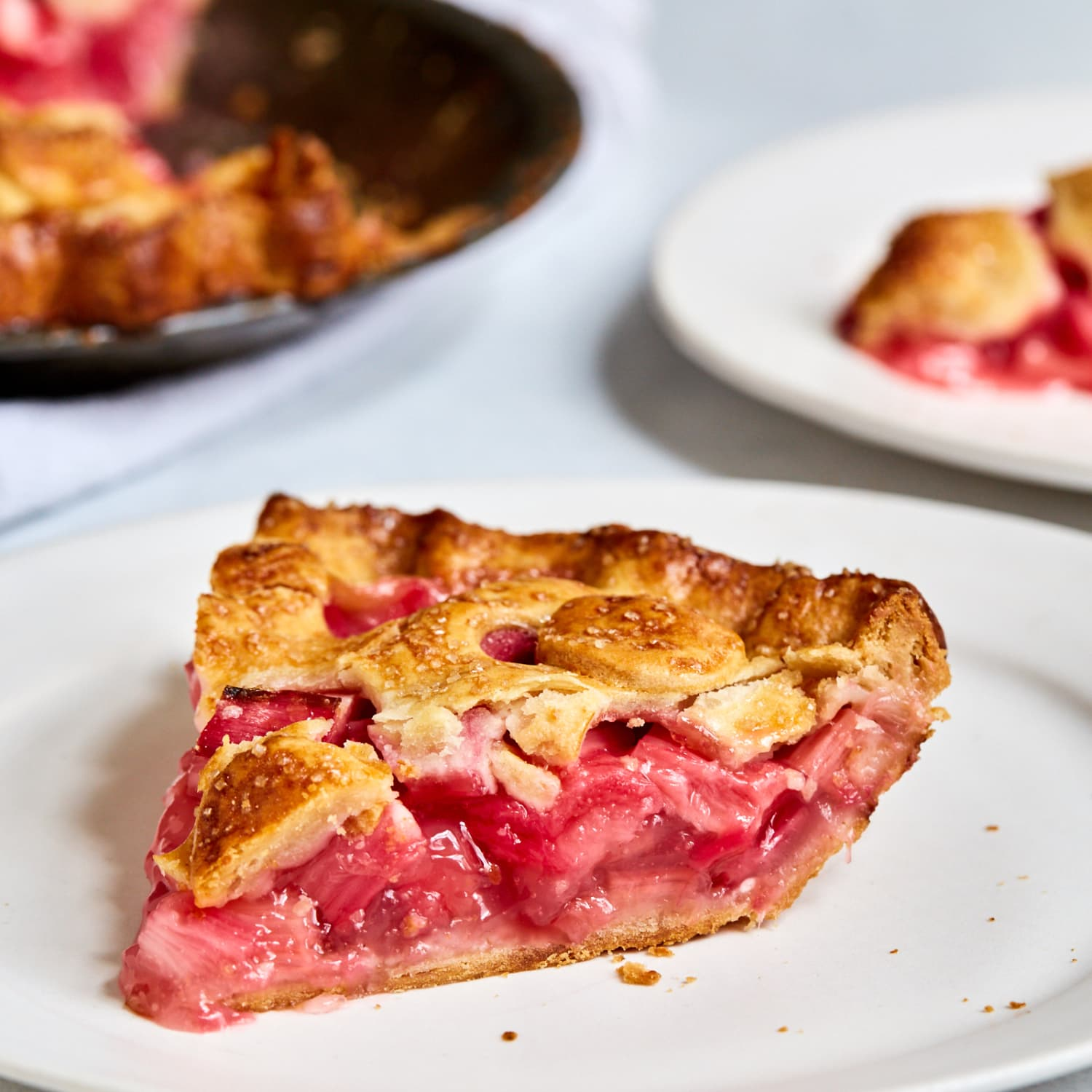 Rhubarb Pie Recipe Kitchn