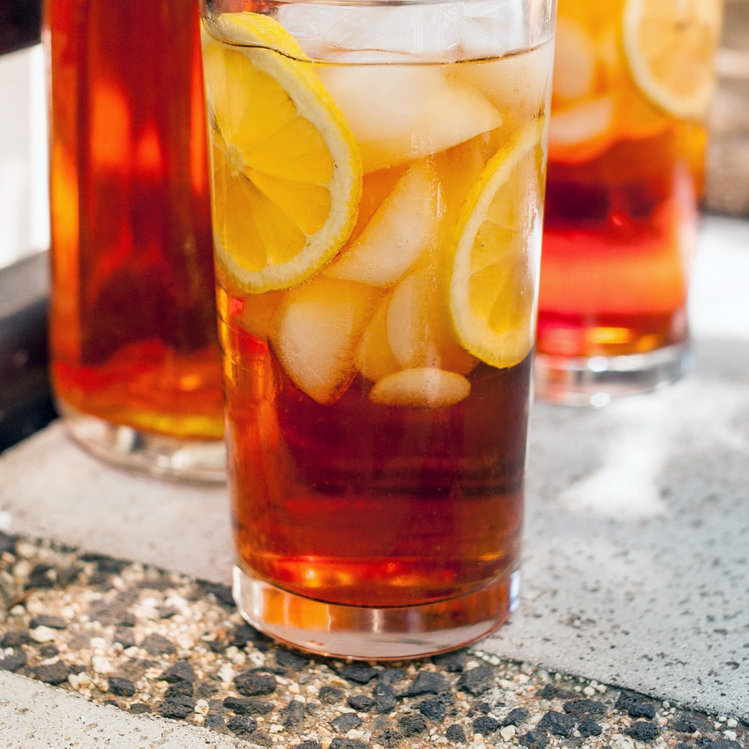 How To Make Sweet Tea Kitchn
