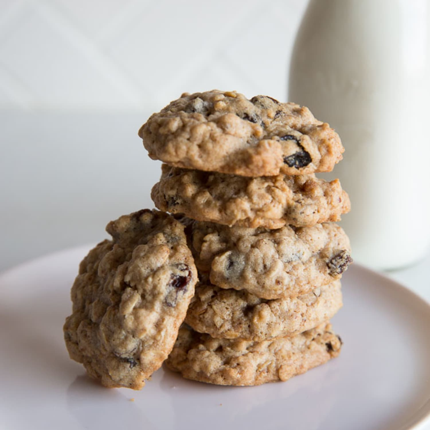 How To Make Soft Chewy Oatmeal Cookies Kitchn