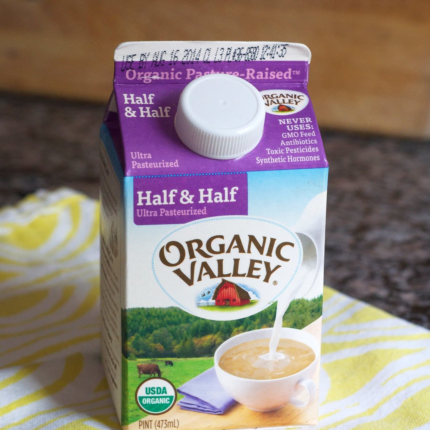 Half & Half Recipes to Use Up a Half & Half Cream Container  Kitchn