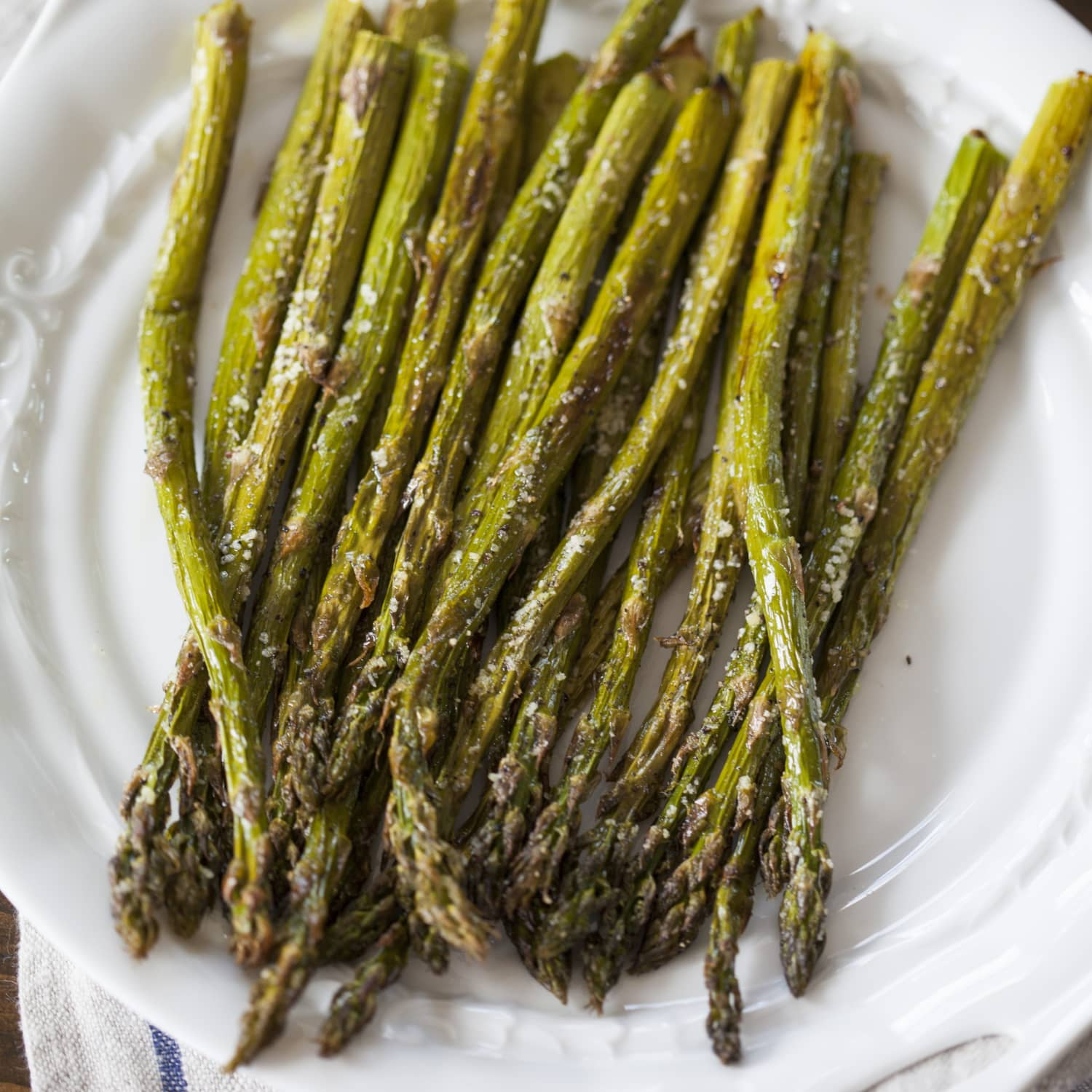How To Cook Asparagus In The Oven Kitchn