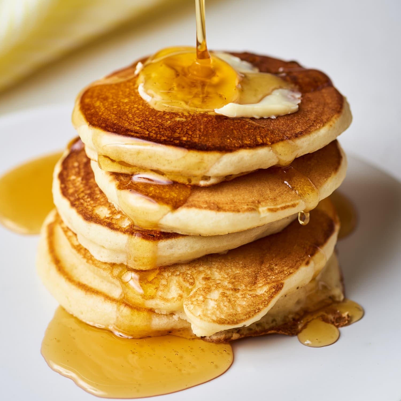 inilah 3 resep membuat pancake, ternyata mudah!
