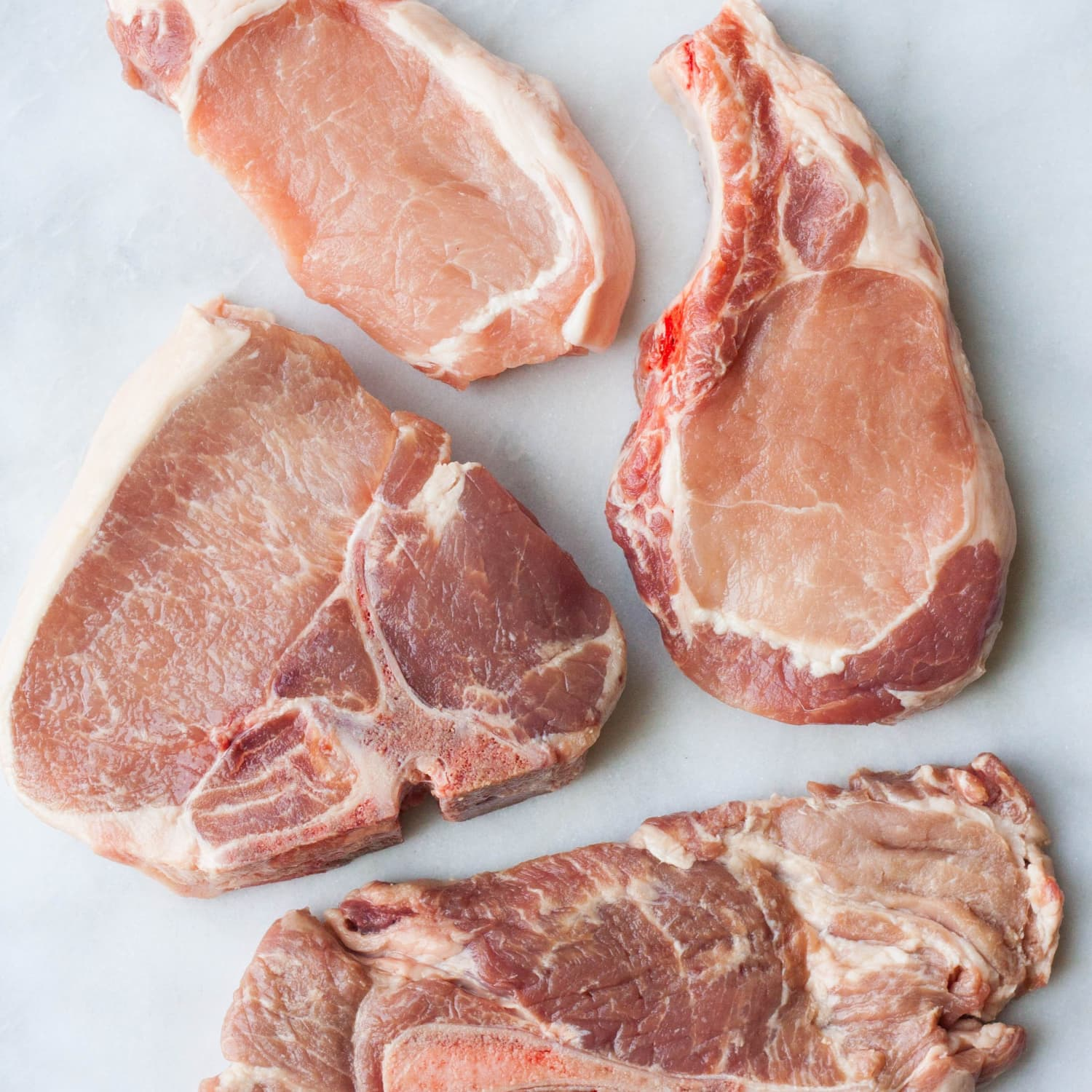 A Complete Guide To Pork Chops Kitchn