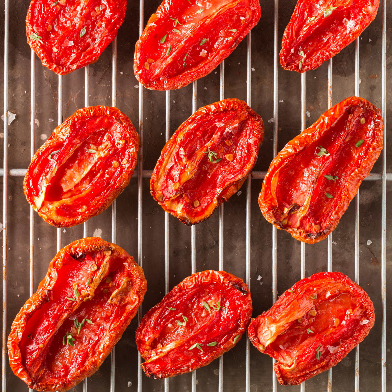 How To Make Oven Dried Tomatoes In The Oven Kitchn