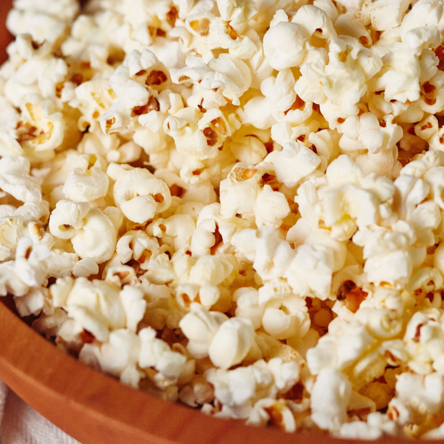 How To Make The Best Buttery Movie Style Popcorn Kitchn