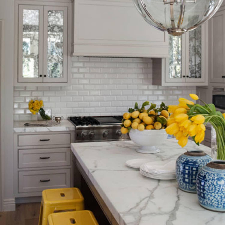 Mind The Gap Fresh Ideas For Decorating Kitchen Soffit Kitchn
