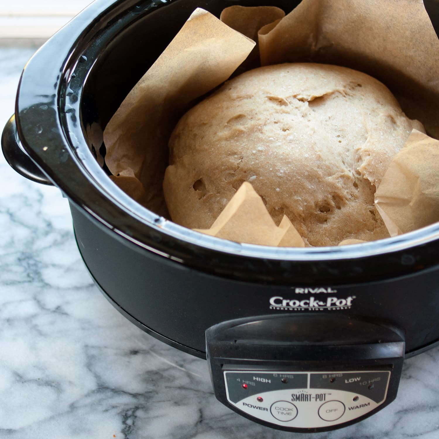 How To Make Bread In The Slow Cooker Recipe Kitchn