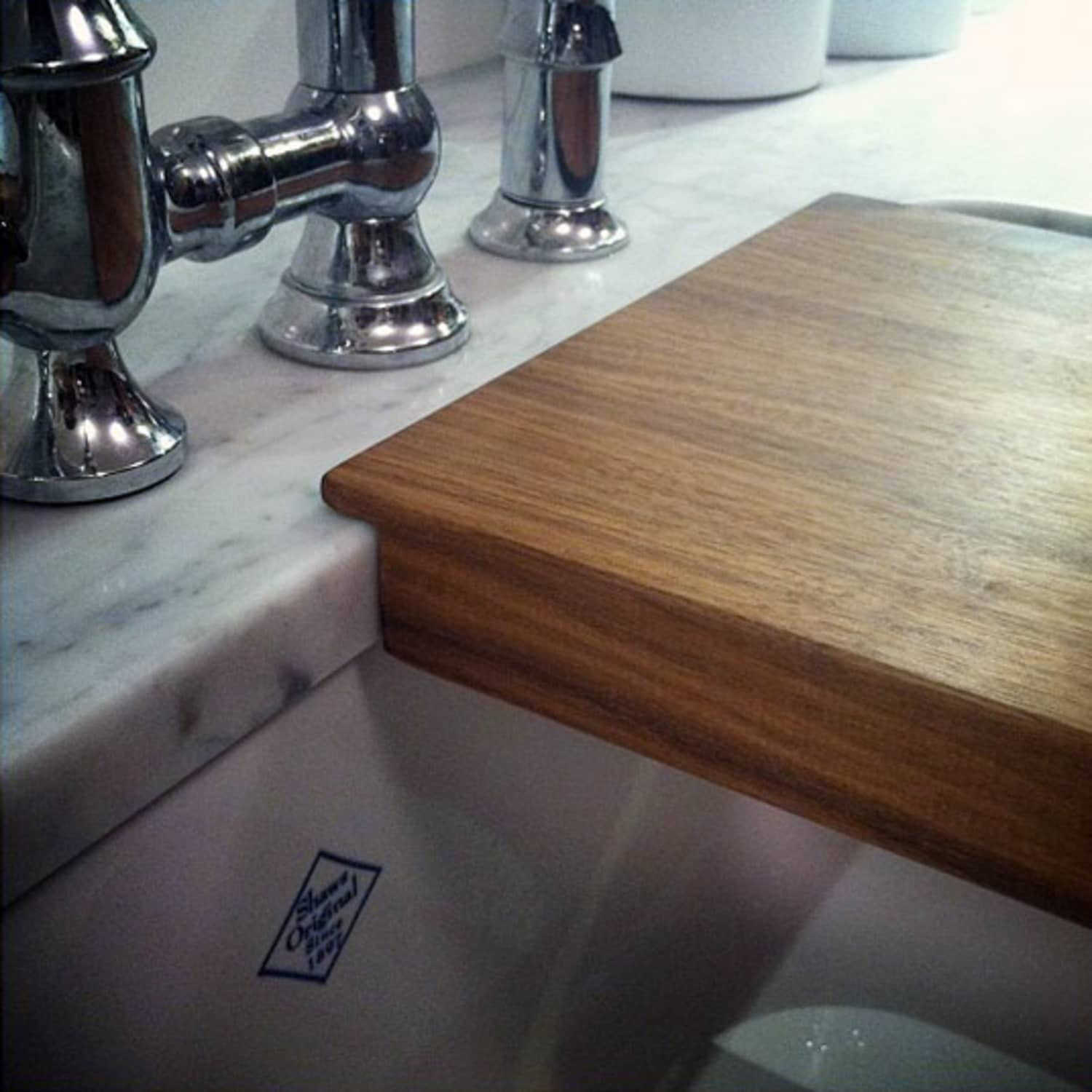 Tips On Getting An Integrated Cutting Board For Your Sink Kitchn