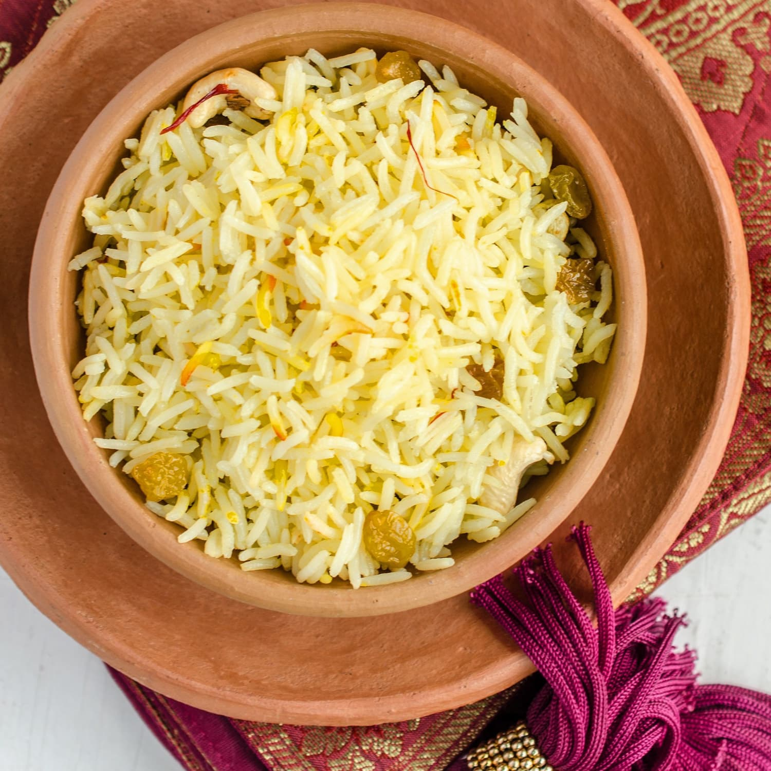 Recipe Saffron Rice Pilaf Kitchn