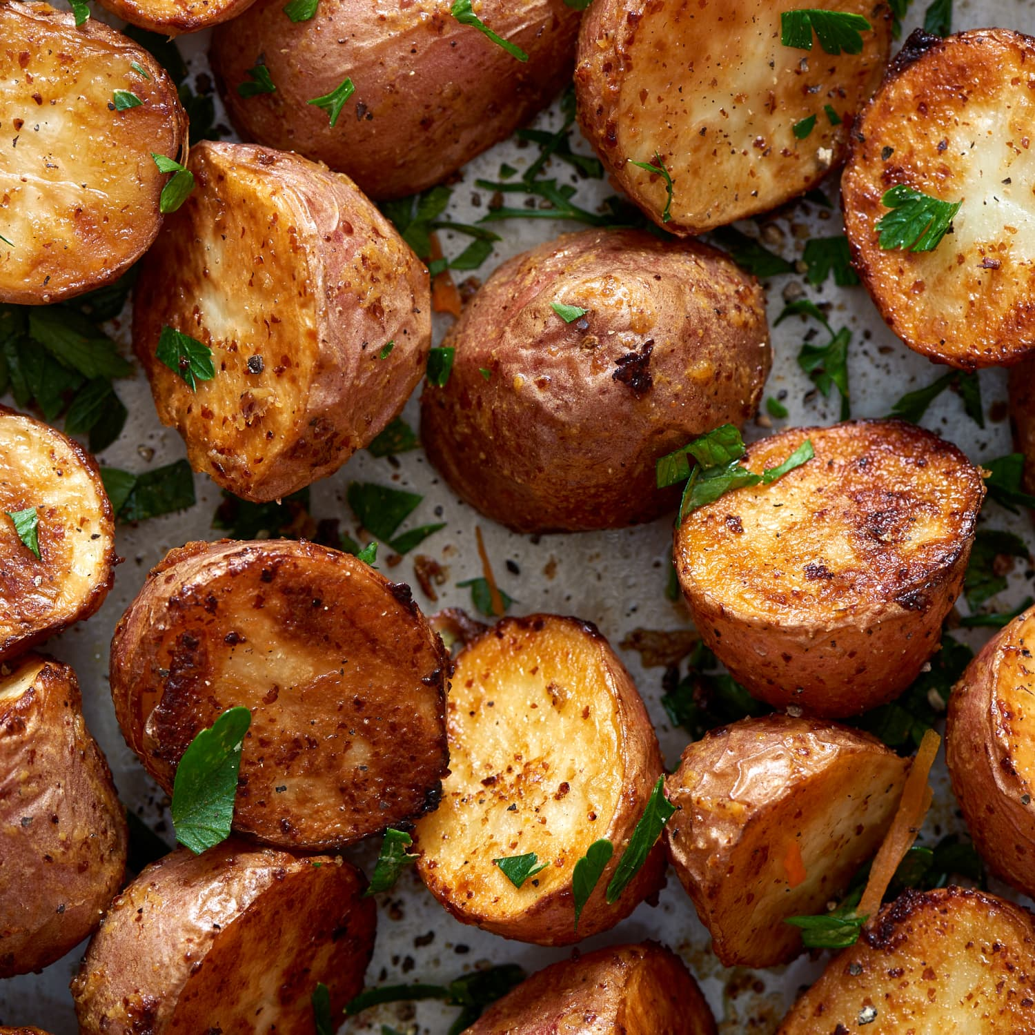 Recipe 3 Ingredient Roasted Dijon Potatoes Kitchn