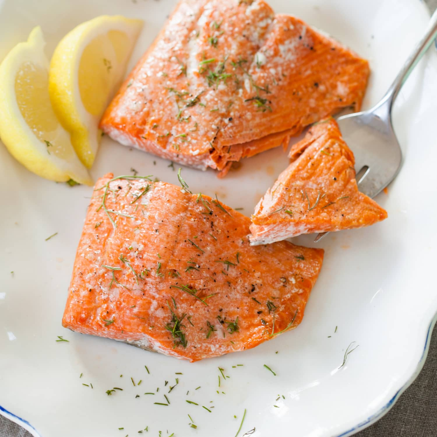 How To Cook Salmon in the Oven | Kitchn