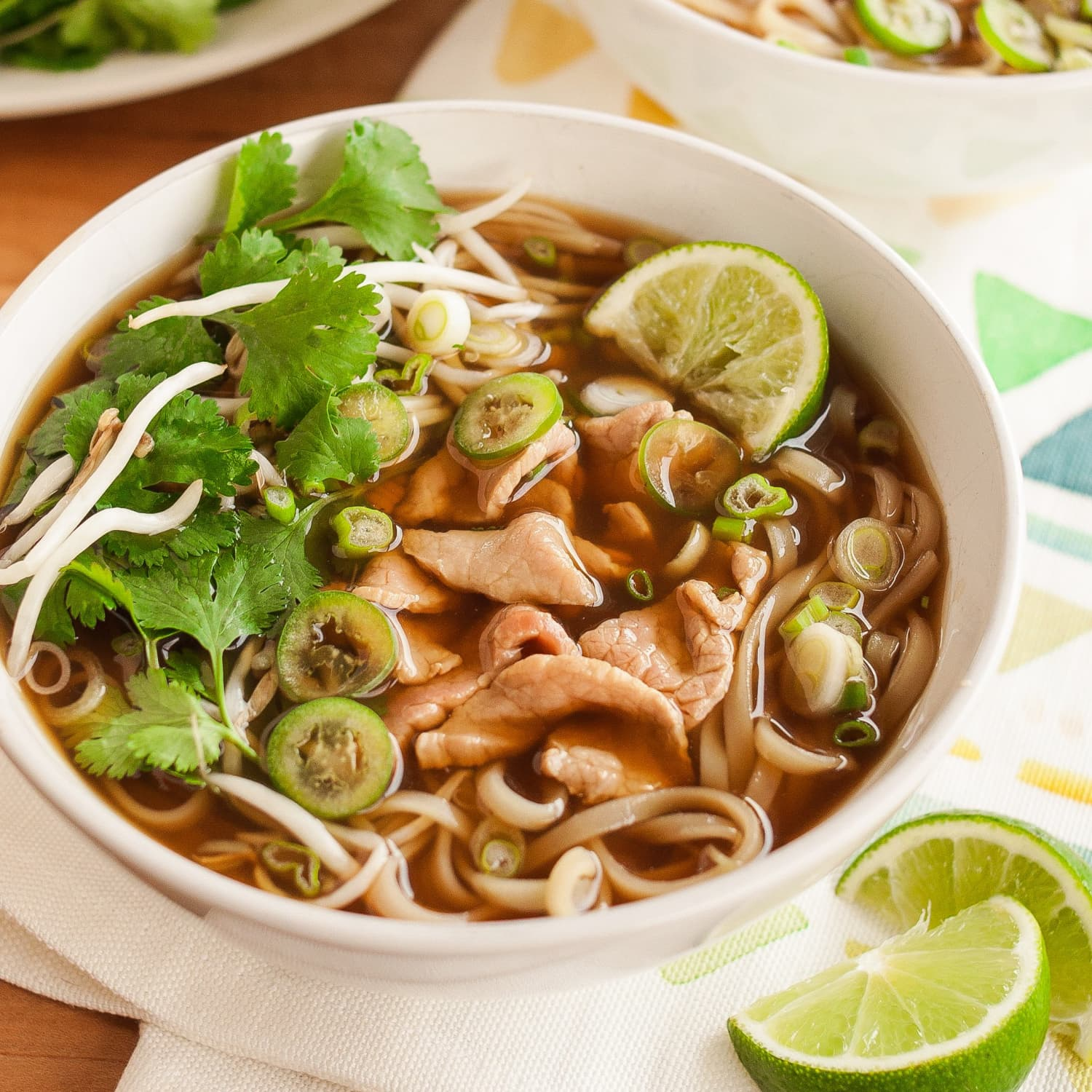 Pho Recipe How To Make Vietnamese Beef Noodle Pho Kitchn