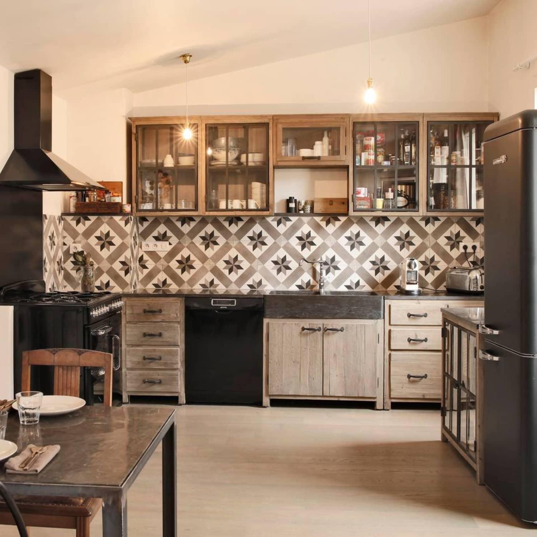 Cheap Airbnb Stylish Kitchen Photos Around The World Kitchn