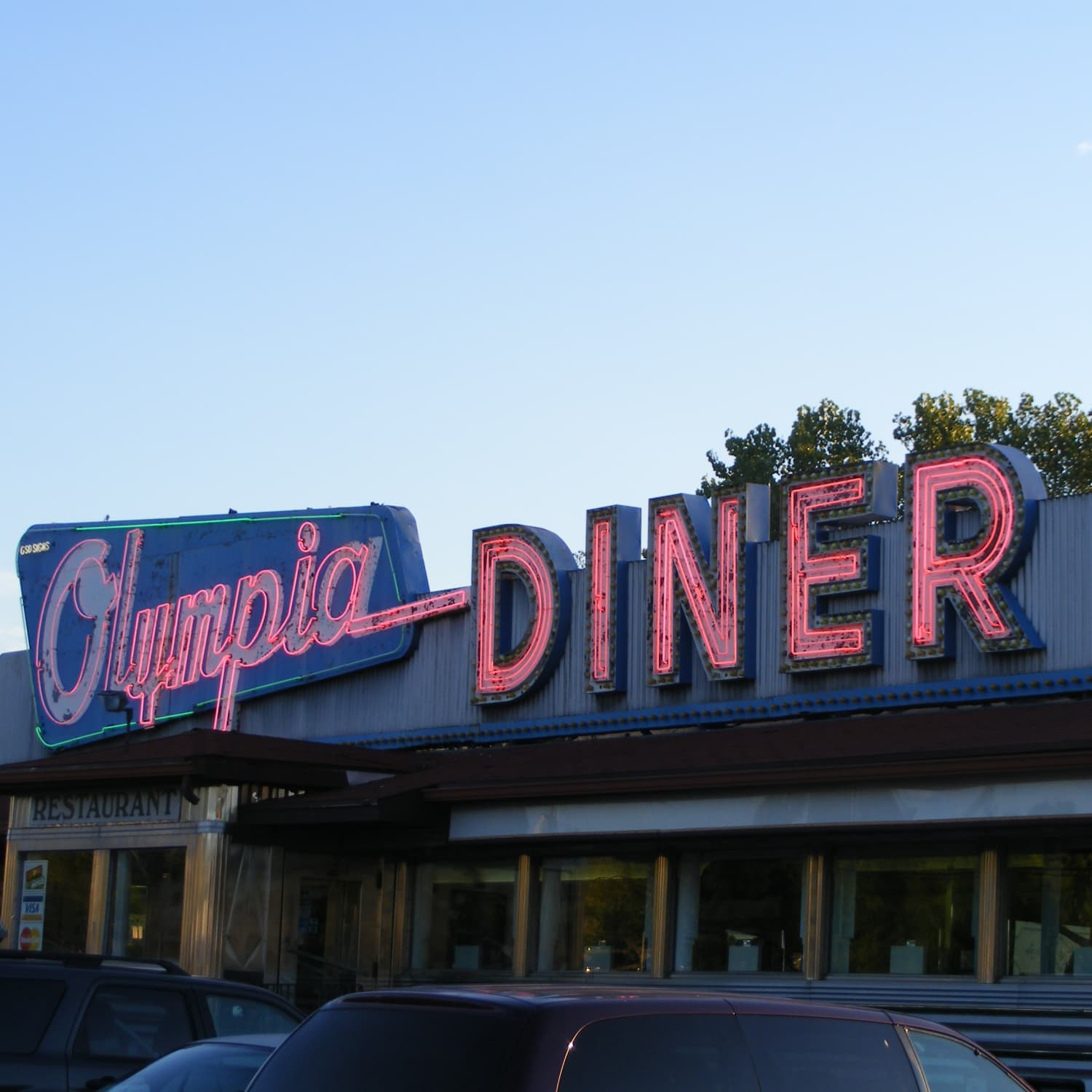 Why So Many Classic All Night Diners Are Greek Kitchn