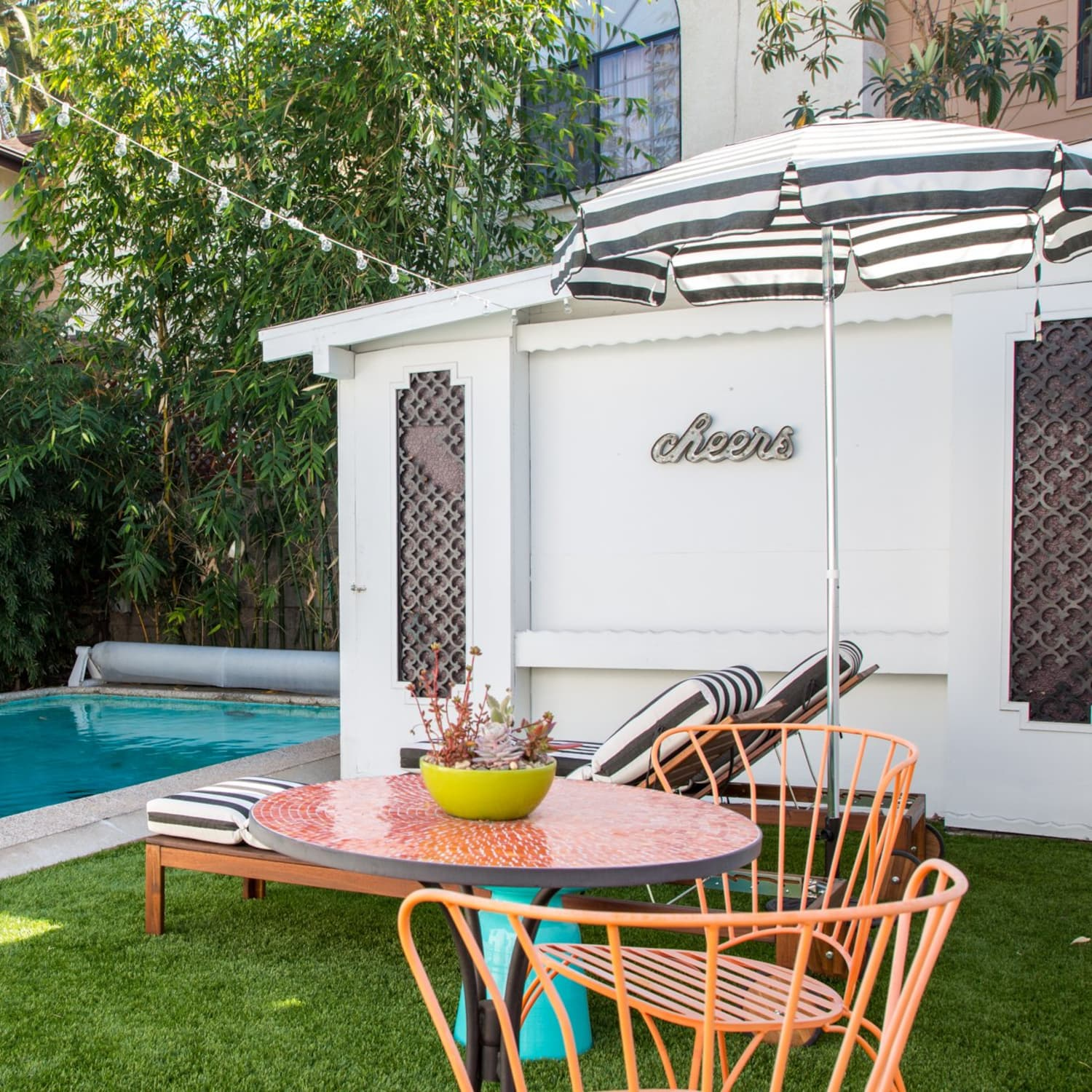 10 Small Backyard Pool Ideas How To Fit A Pool In A Small Yard Apartment Therapy