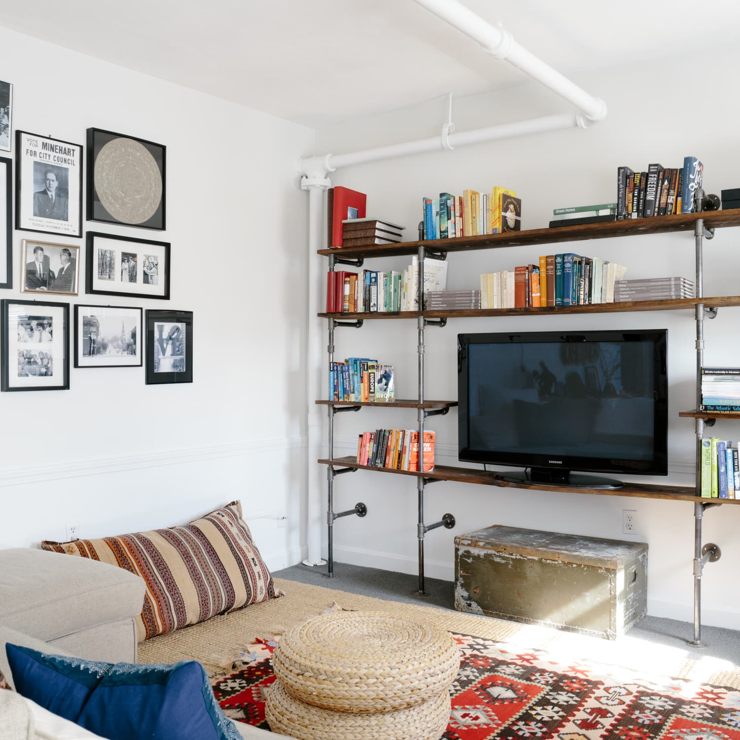 Our 35 Best Rental Hacks Of All Time Apartment Therapy