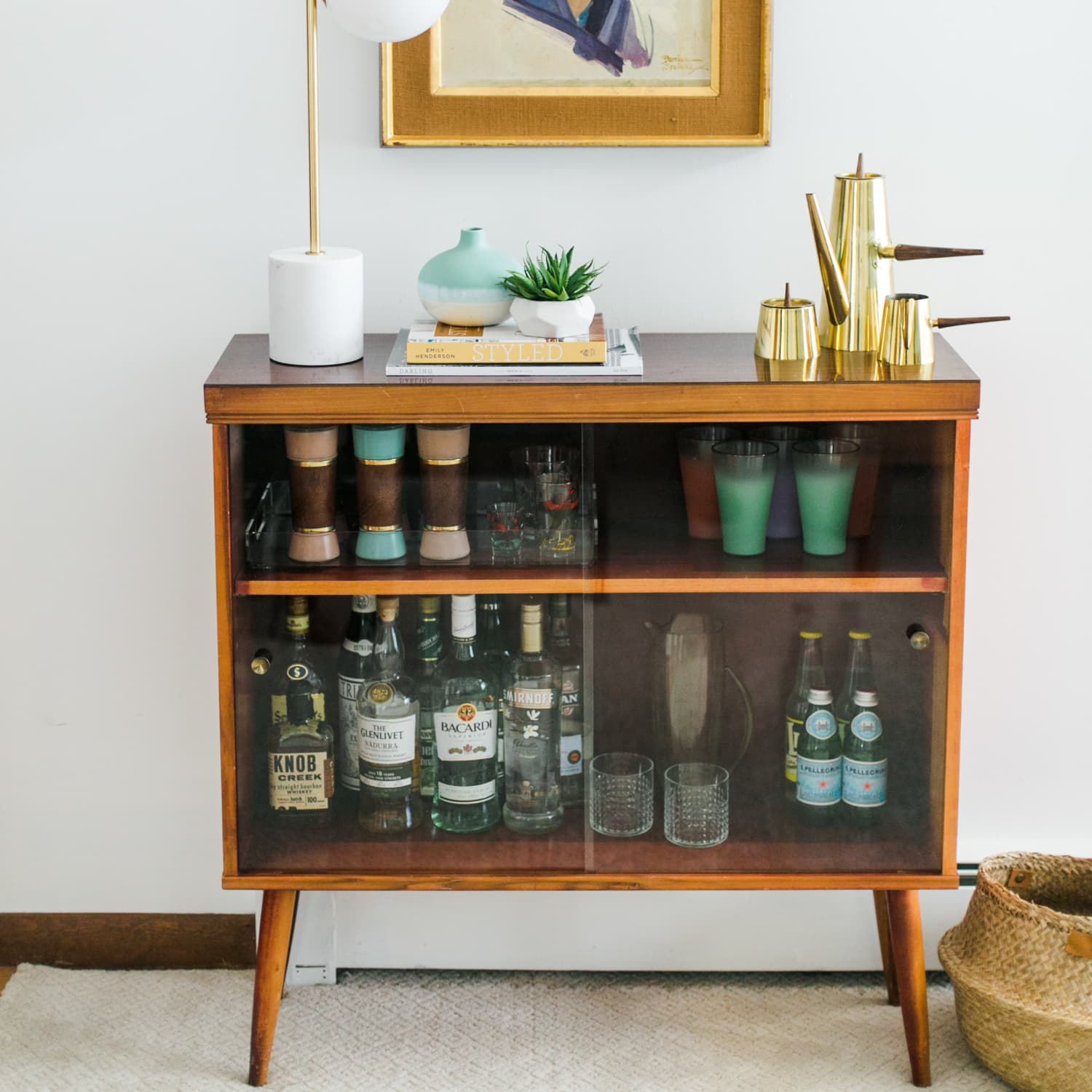 The Best Bar Cabinets To Buy For Your Home Cabinet Trend Apartment Therapy