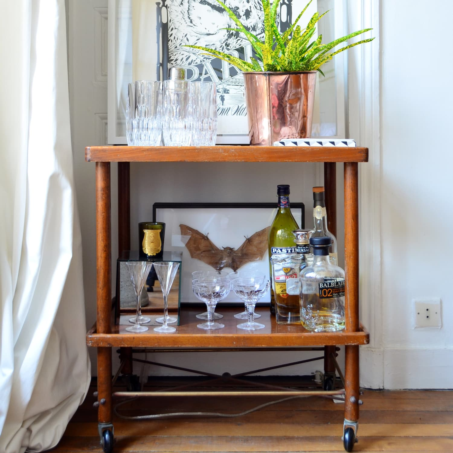 The Best Bar Carts Under 250 Apartment Therapy