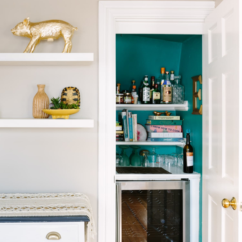 Stylish Bar Closets Closet Design Ideas Apartment Therapy