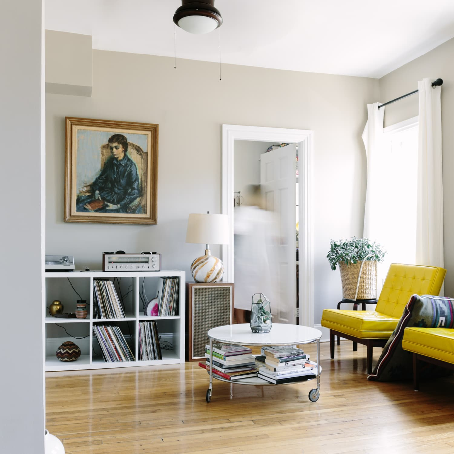 10 Colors To Complement Yellow Apartment Therapy