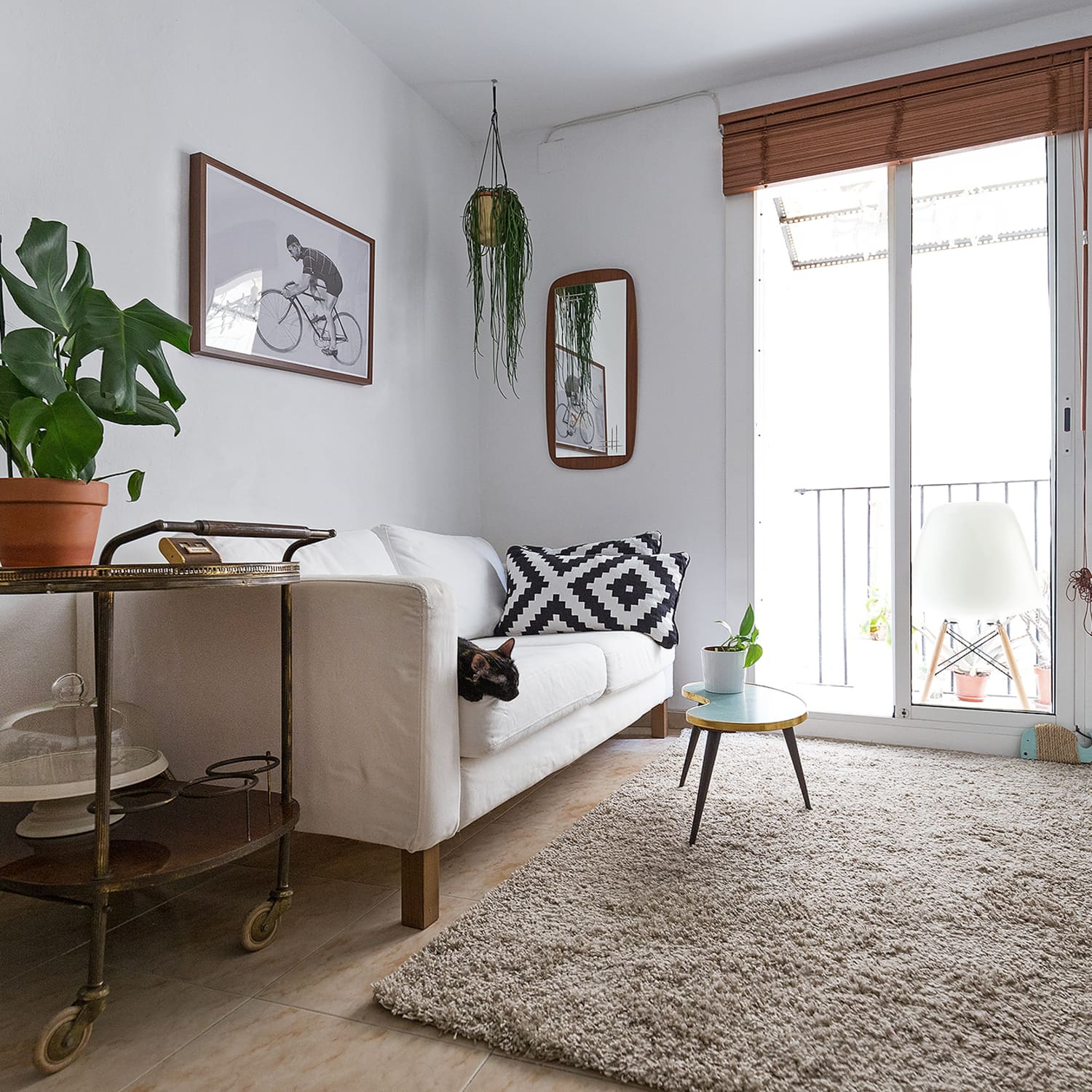 How To Design A Small Space Living Room Apartment Therapy