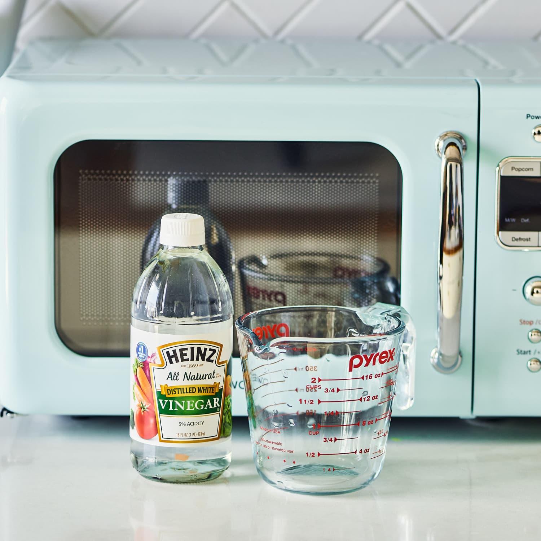 Water and Vinegar