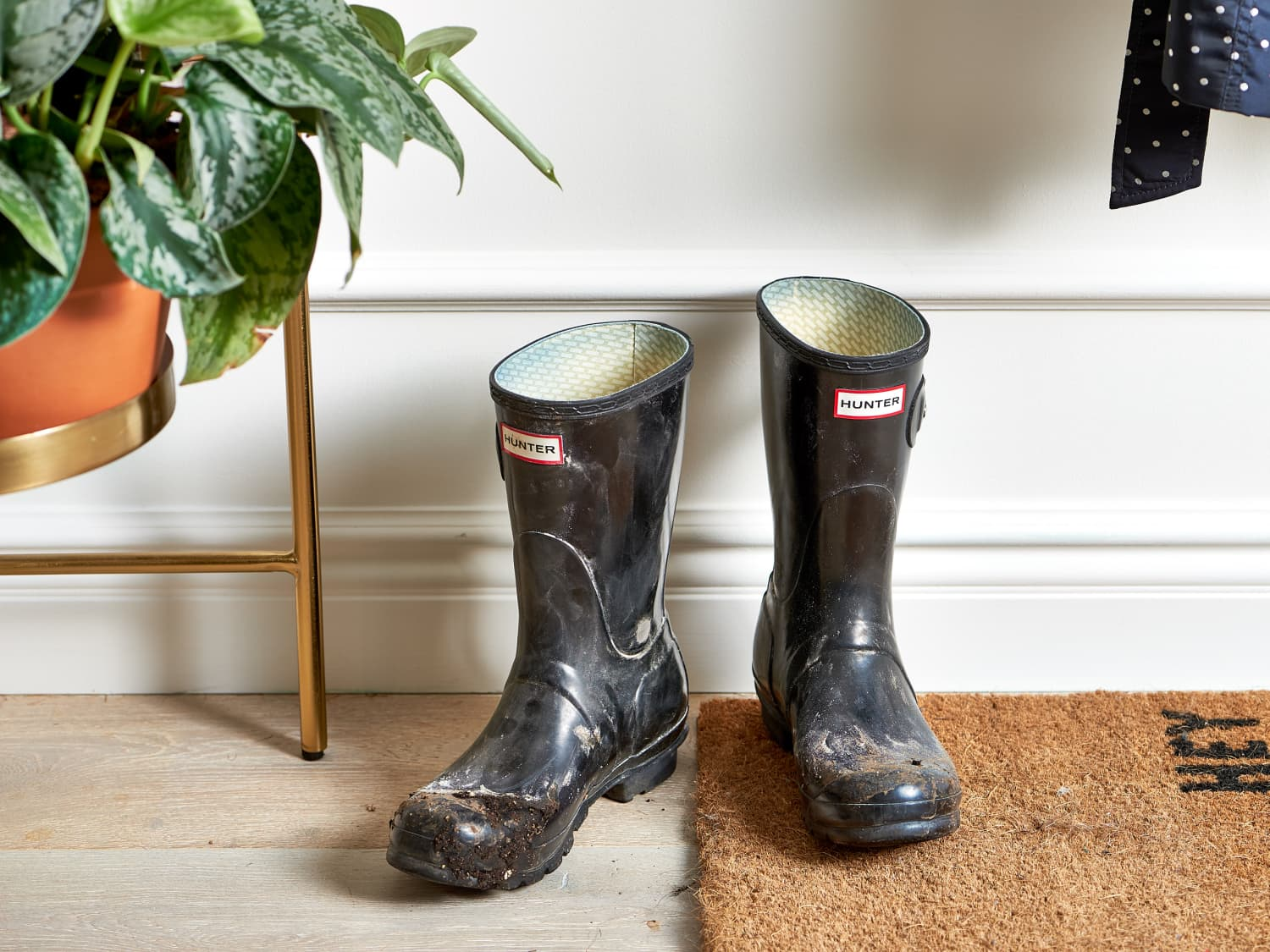 How To Clean Hunter Boots  Apartment Therapy