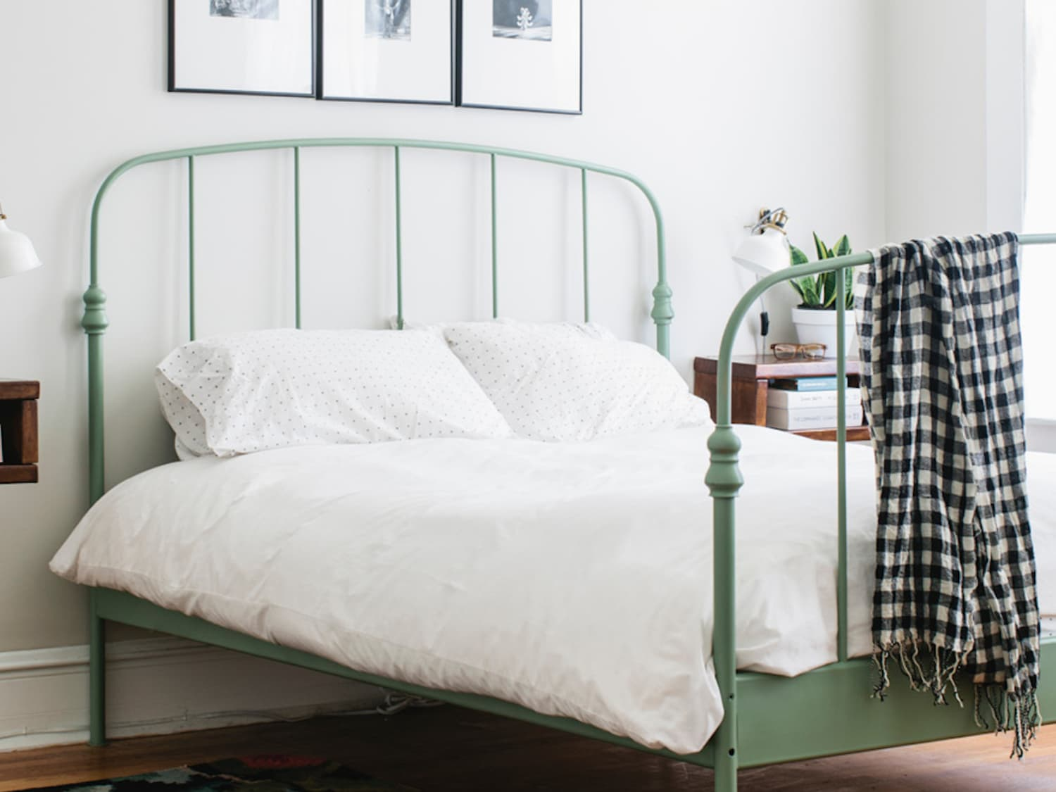 10 Easy Ikea Hacks Using Spray Paint Apartment Therapy