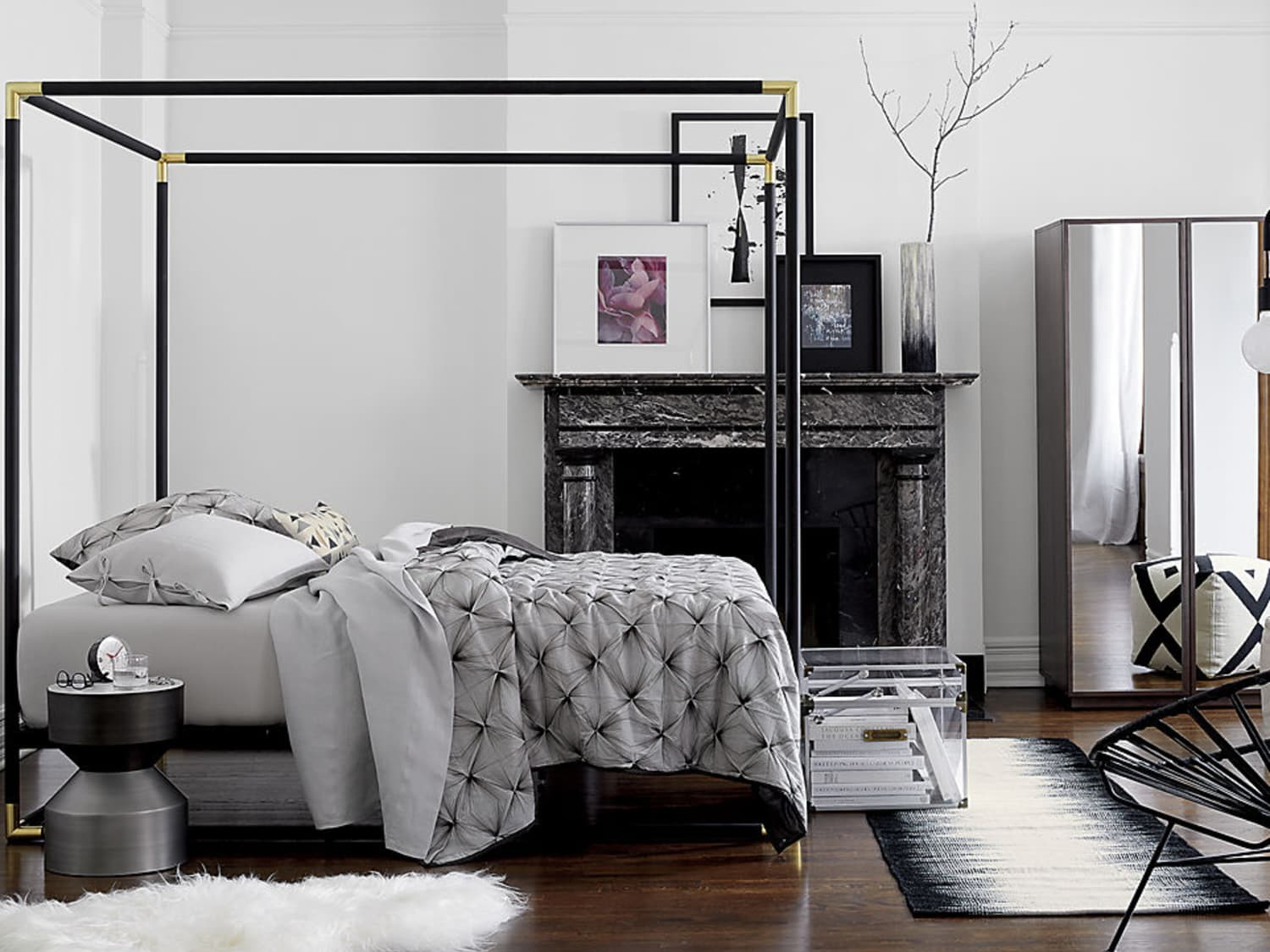 Modern Canopy Beds Annual Guide Apartment Therapy