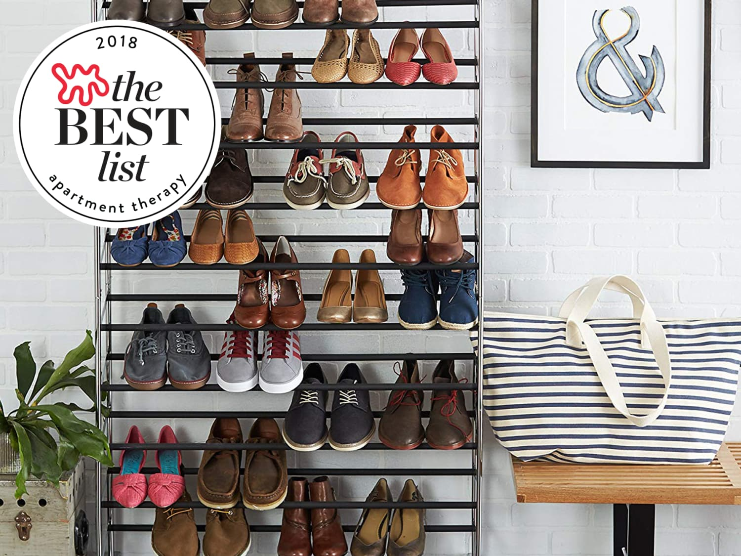 Picture of: 10 Best Shoe Storage Solutions How To Store Shoes Affordably Apartment Therapy