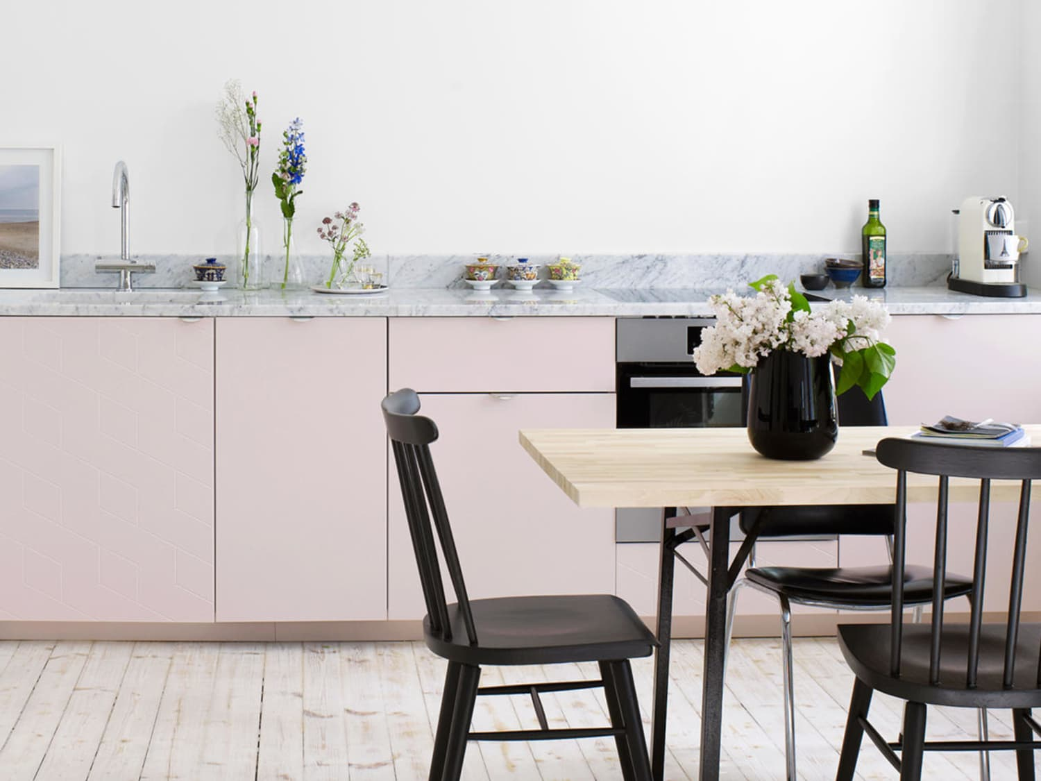Ikea Kitchen Cabinets Guide To Custom Doors Fronts Apartment Therapy
