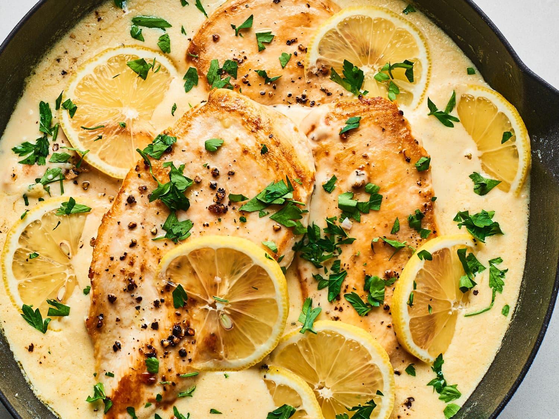 Easy Lemon Garlic Chicken | Kitchn