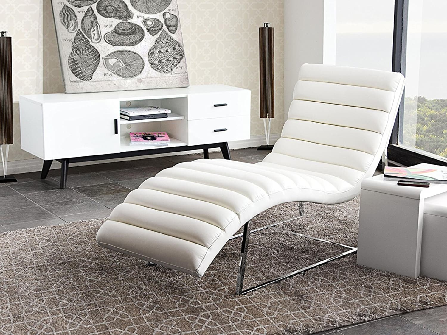 12 Of The Best Looking Modern Chaise Lounges Apartment Therapy