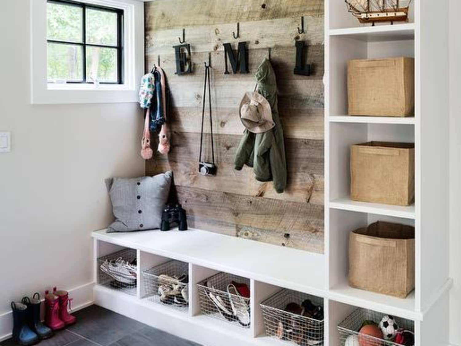 Mudroom Ideas That Are Both Functional Stylish Apartment Therapy