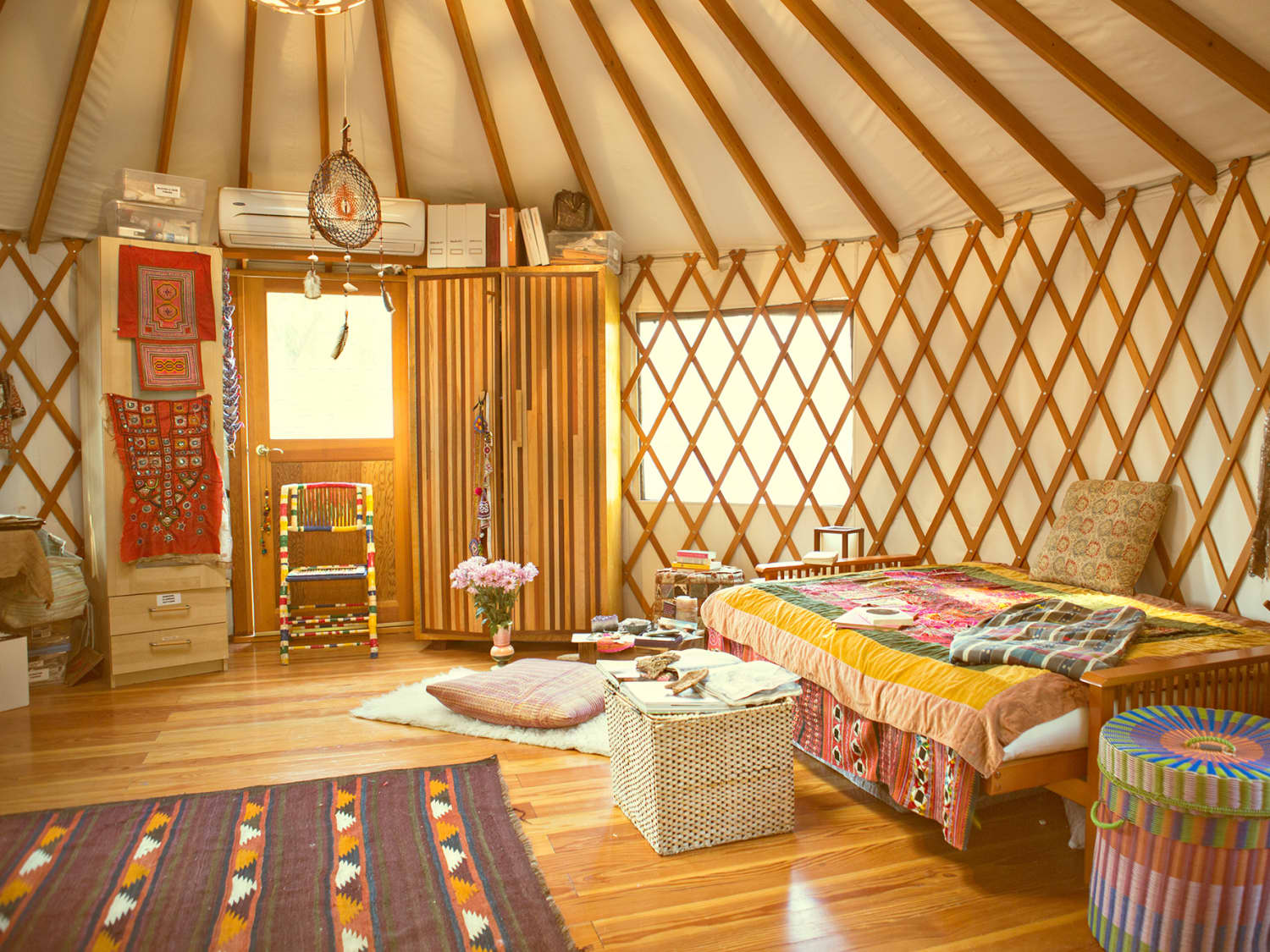 The 7 Best Sources To Buy Yurt Kits Apartment Therapy The tradition of the yurt is probably quite ancient. the 7 best sources to buy yurt kits