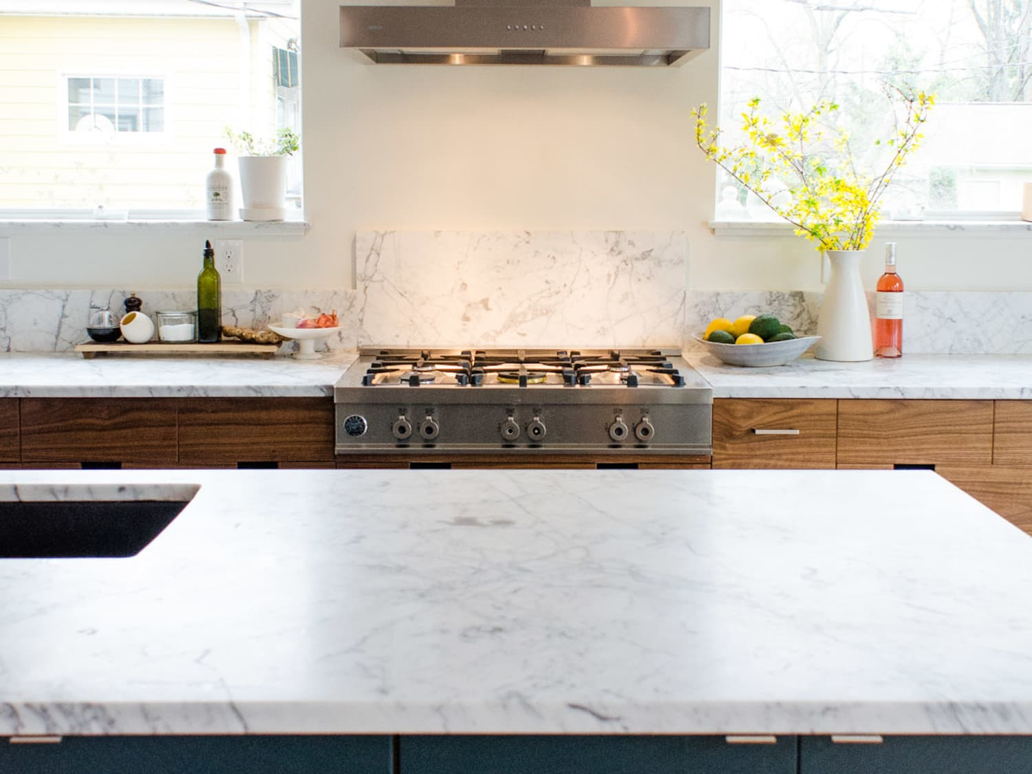 7 Unusual Kitchen Countertops That Totally Work Kitchn