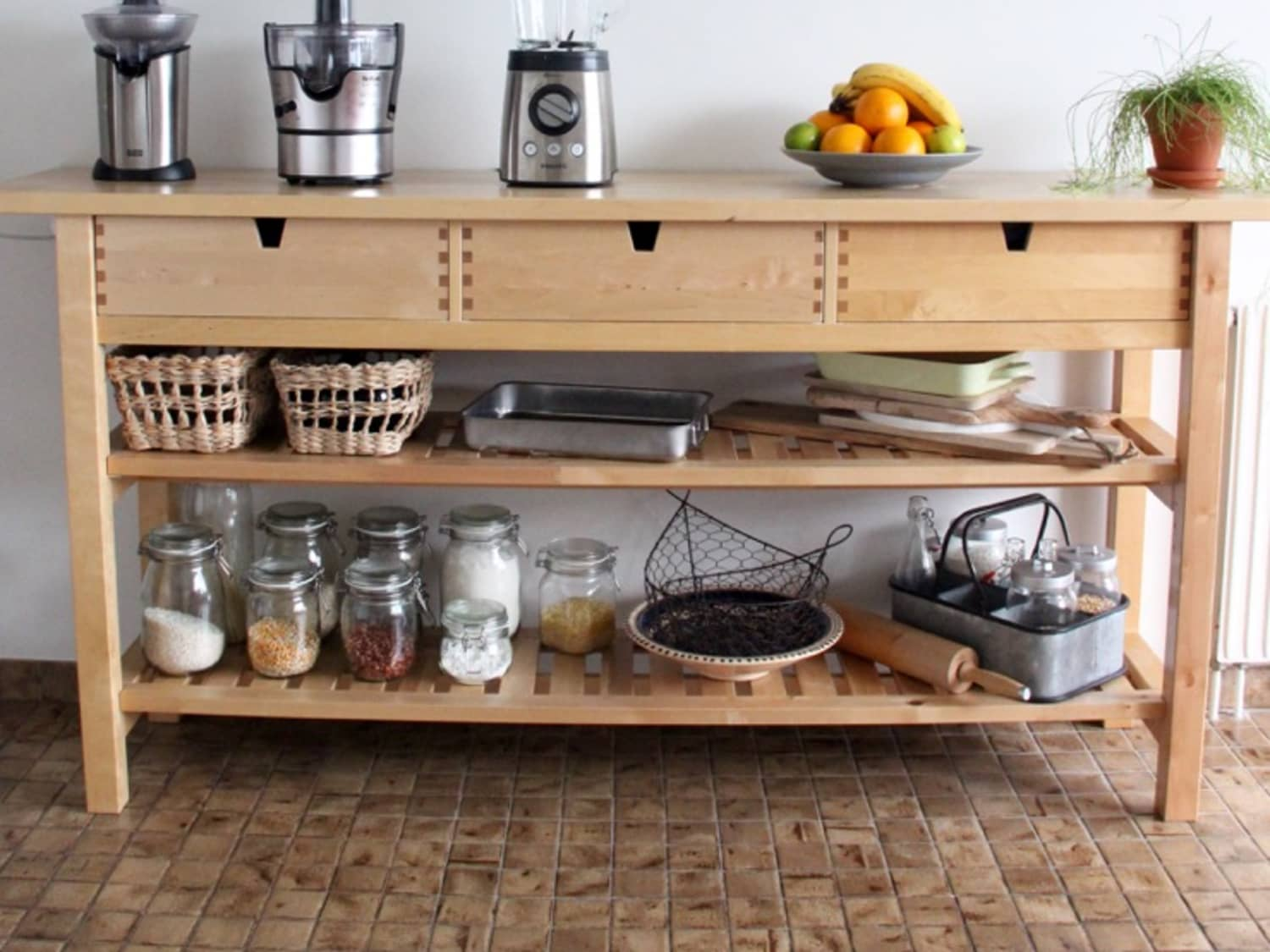 9 IKEA Hacks for Small Kitchens   How to Hack IKEA For Kitchen ...