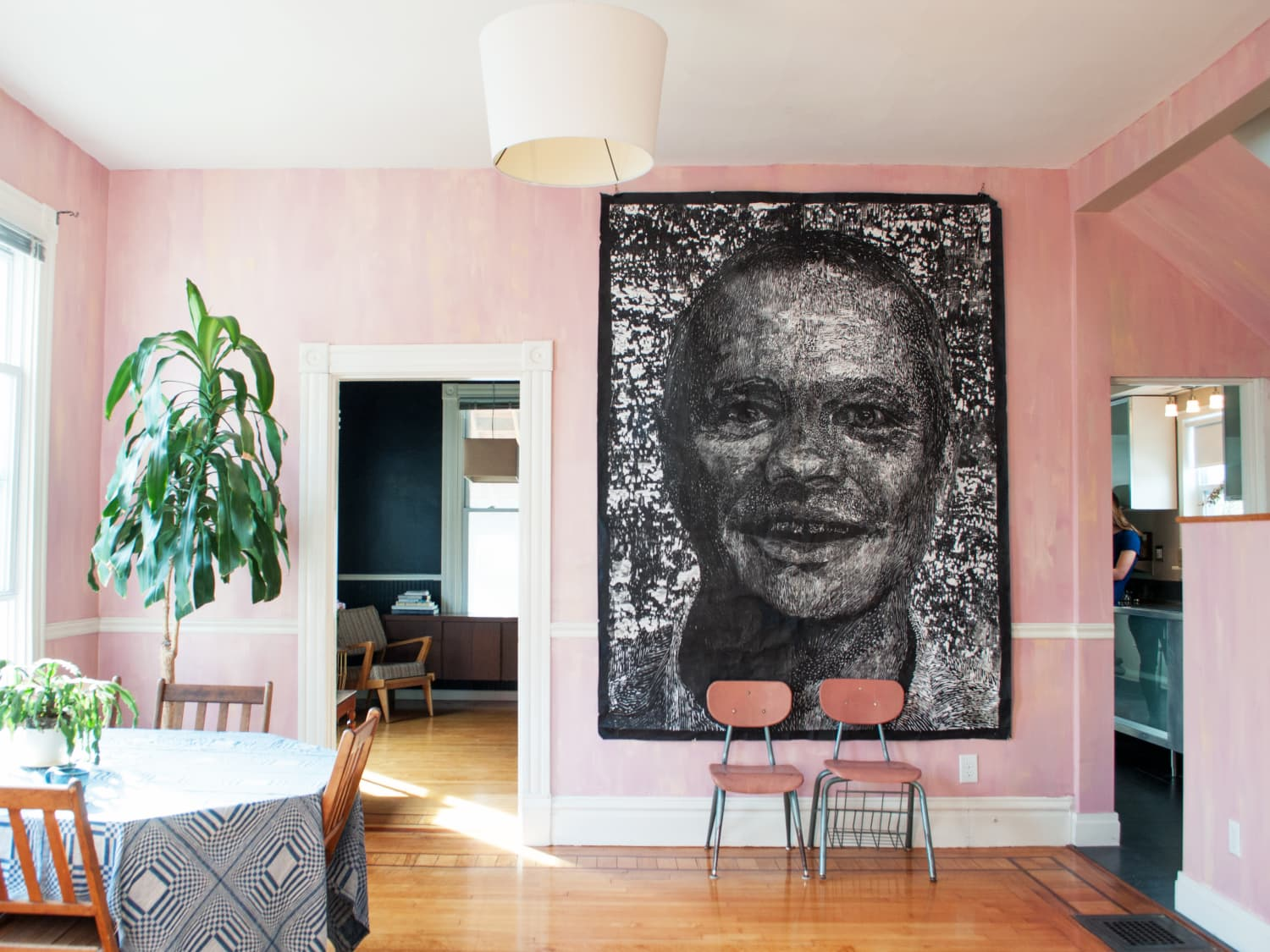 Best Large Wall Art - Where to Buy Oversized Art Prints   Apartment Therapy