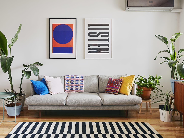 The Best Modern Living Room Decorating Ideas   Gorgeous Modern ...